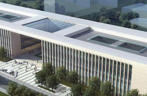 上海宝罗科技工业园