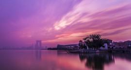 宝山美兰湖生态园