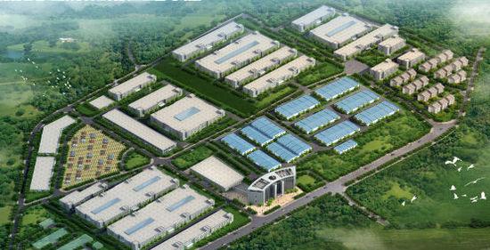 """""""中国科学院联动创新产业园""""开建 年产值将达千亿"""