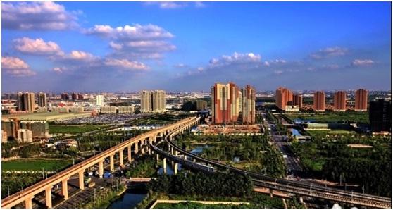 上海嘉定新城力推智能产业引进高端企业