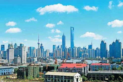 """瞄准经济密度提升 上海出台政策打造产业""""高产田"""""""