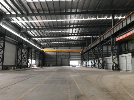 浦东临港装备园区自有厂房和办公楼整租、分租