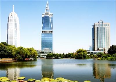 """上海金桥经济技术开发区:从""""制造""""到""""智造"""""""