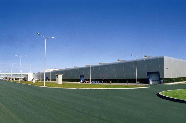 上海市松江工业区构建良好法制环境营造和谐园区