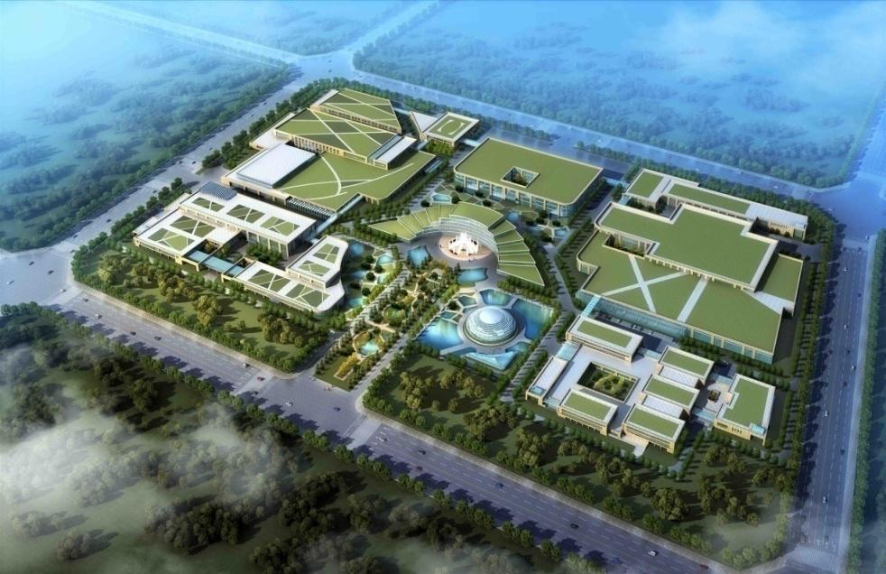中南高科惠山智造产业园