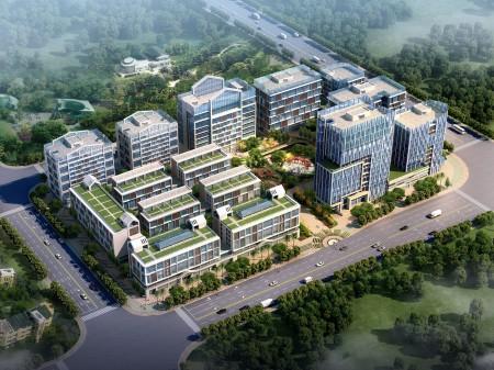 广西民华跨境电商科技产业园