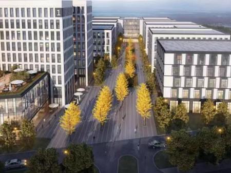 宝山城市工业园区5000平独栋研发生产车间出租,104地块
