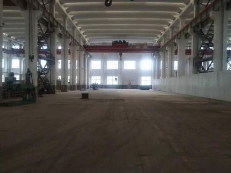江阴市申港工业园区出租单层标准机械行车厂房10000平方