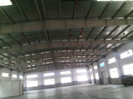 太仓新出15000平方标准厂房   产证齐全  可带环坪   形象好