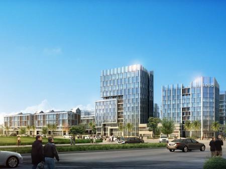 广西南宁自贸区跨境电商科技产业园