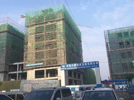 荥阳 五龙产业集聚区 800-4000独栋厂房 7.8层高