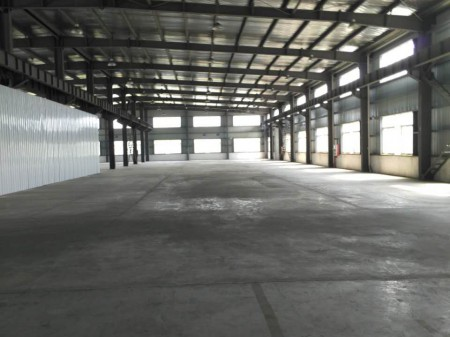 常熟古里新出1000平方标准仓库靠近三环