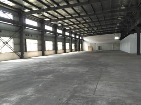 常熟市东南开发区面积2800平方标准机械厂房