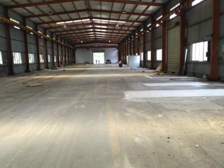 常熟市东南开发区面积2500平方,可做仓储,纺织,机械