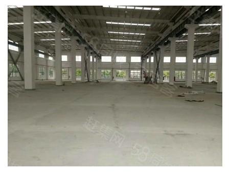 无锡钱桥新出2000平双10吨行车机械厂房