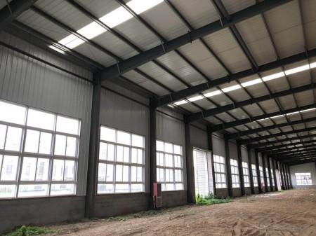 济宁经开区智能制造产业园 钢结构厂房出售 税收减免 可分期 产权50年