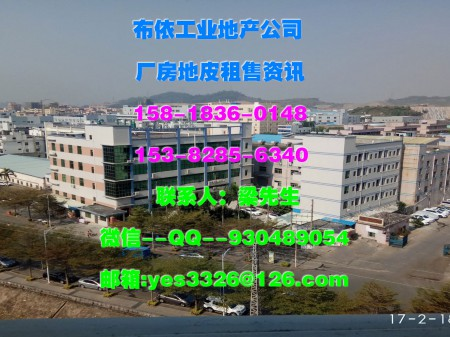 东莞市凤岗镇58000平米一楼仓库出租