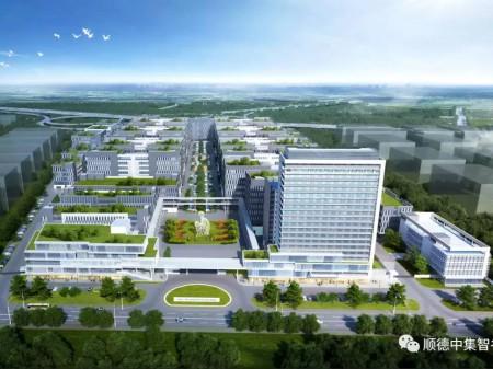 全新厂房,产权50年,多层建筑,2020年交付,顺德高端制造产业园