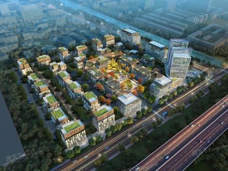松江科技园区办公研发楼开发商直售,面积960~4000平