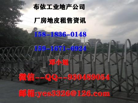 东莞市凤岗镇10000平米一楼厂房出租 (可分租)