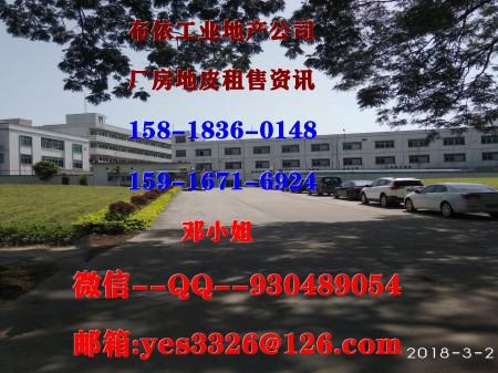 东莞市清溪镇15000平米一楼厂房出租 (可分租)