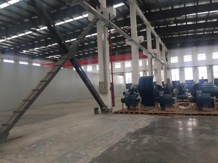 吴江开发区 园区独栋单层厂房 2170平