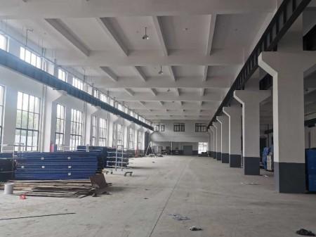 无锡滨湖区胡埭工业园出租4500平带行车精装办公室