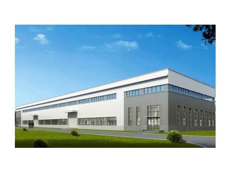梅村工业区4200平米单层厂房出租