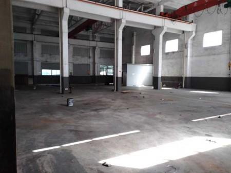 出租无锡市惠山区钱桥镇单层机械厂房3100带行车