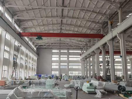 无锡钱桥出租单层厂房2500㎡带10吨行车用电500已空