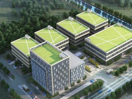 青浦嘉定上海周边全新高级写字楼可分租