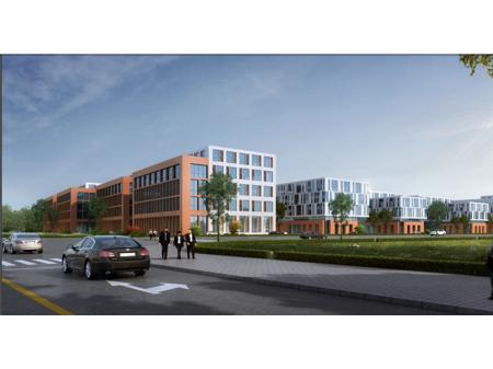 租售医疗器械GMP厂房可分割写字楼苏州昆山周边生物医药产业园环评已过可办证