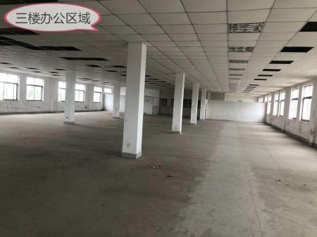 出租上海松江区车亭公路3000平方写字楼及500平方空地